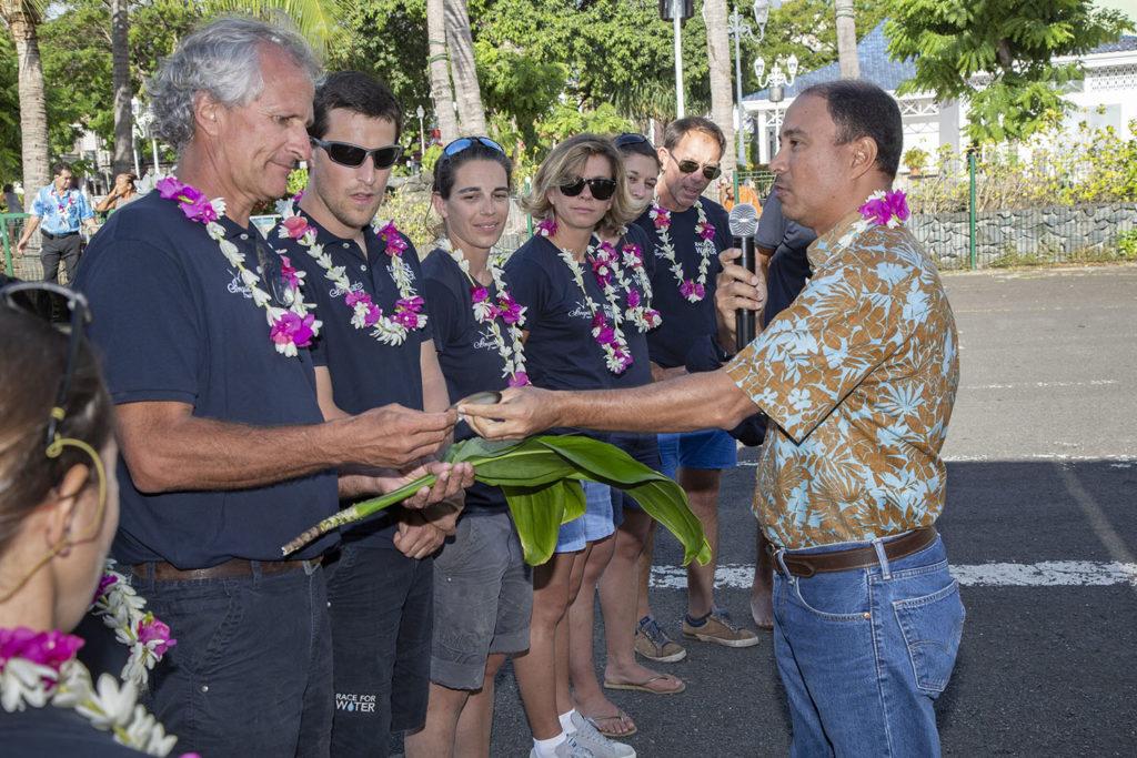 polynesie française race for water moorea