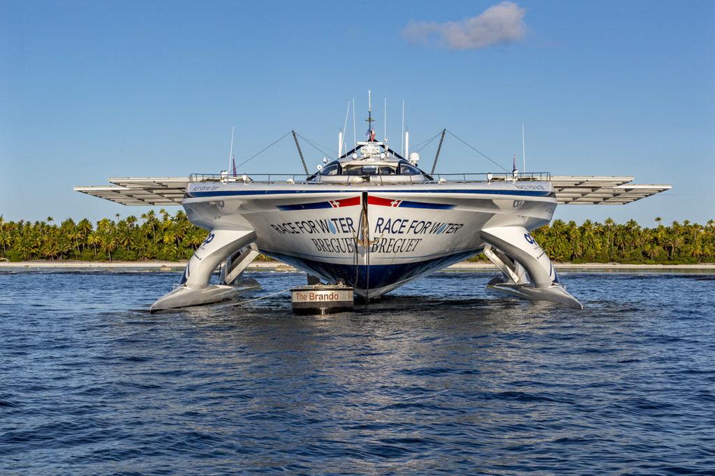 polynesie française race for water vessel