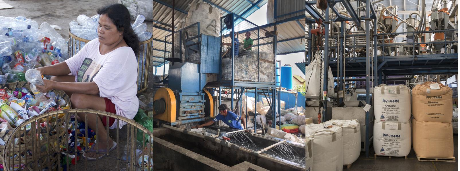 plastic pollution indonesia