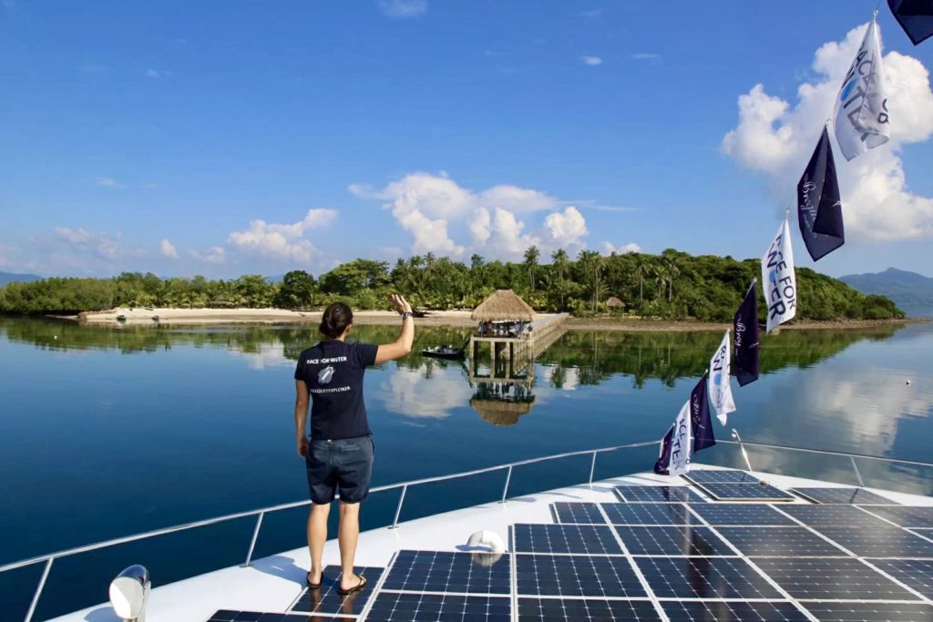 vessel drone palawan