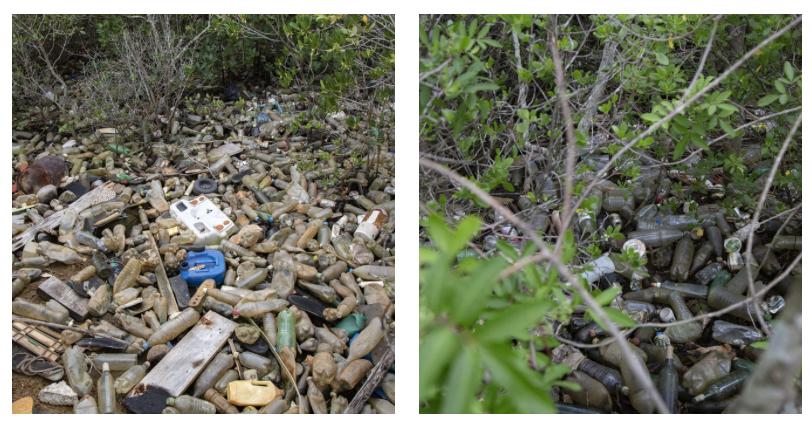 nouvelle calédonie déchets plastiques race for water