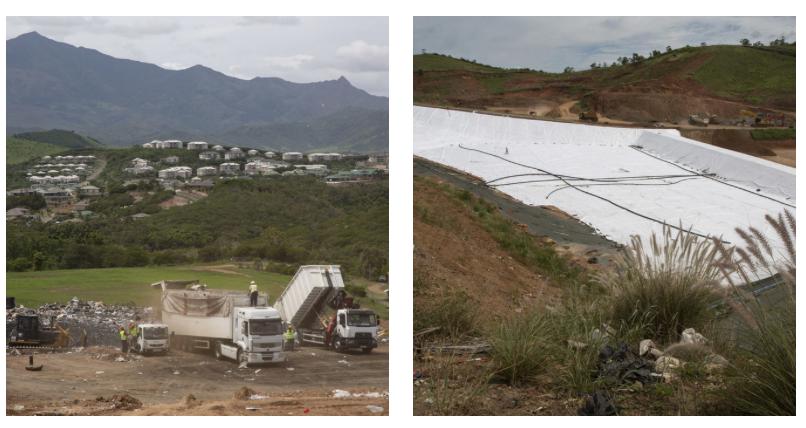 nouvelle calédonie déchets enfouissement race for water